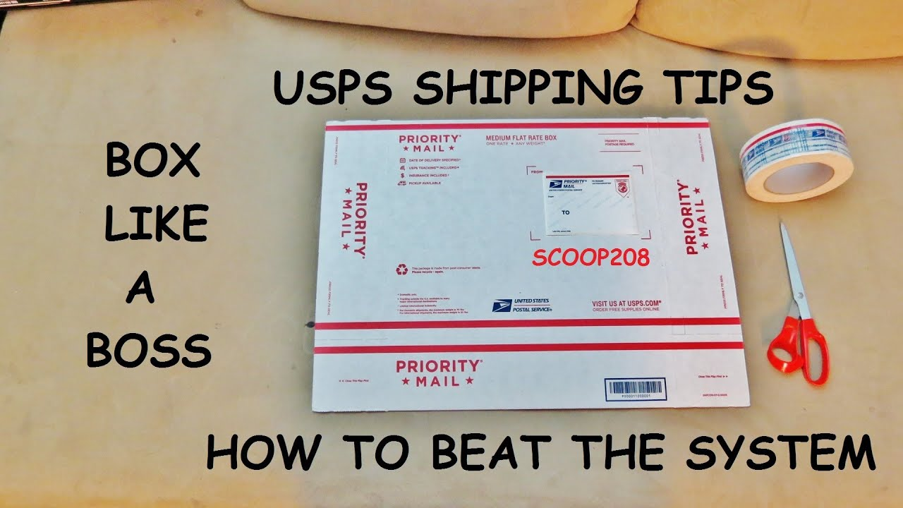 how to ship ebay items cheap using the post office youtube. Black Bedroom Furniture Sets. Home Design Ideas