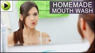 Natural Mouth Wash