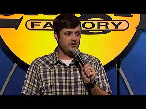 Nate Bargatze - Science (Stand Up Comedy)