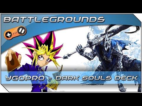Battlegrounds - YGOPro - Dark Souls Deck (Runde 2)