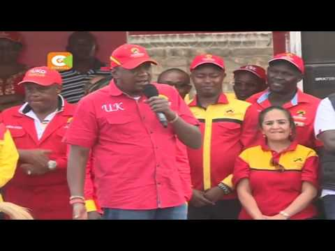 Kenyatta asks Peter Kenneth to step down for Sonko