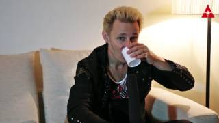 Interview mit Mike Dirnt  / GREEN DAY