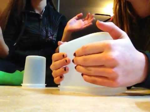 Nicole and I cup song fail..(this is so jokes)