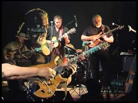 Big Jim Sullivan Band plays Moondance