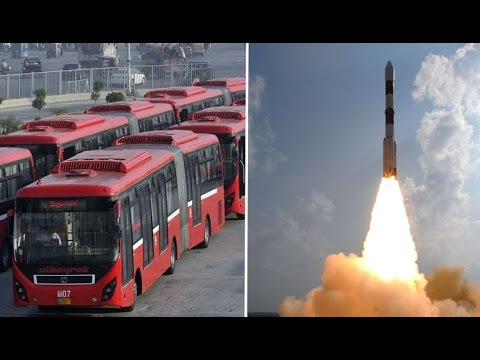 India Reached on Mars one fourth Cost of Pakistan's Metro Project - Pakistan Media