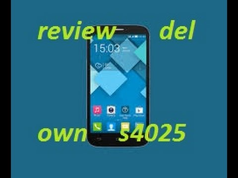 REVIEW  OWN s4025