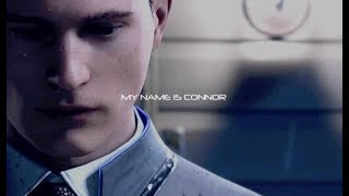 DETROIT: Become Human ➤ Connor RK800