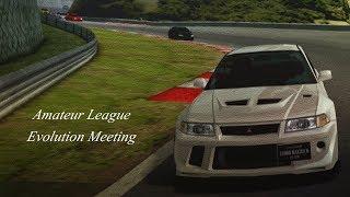 Gran Turismo 3 - Amateur League - Evolution Meeting