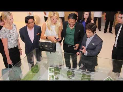 Century Properties – Manila Arrival   Paris Hilton