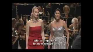 The Flower Duet Anna Netrebko, Elina Garanca