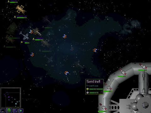 Star Commander - A free turn-based strategy game
