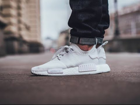 The Adidas women shoes New arrivals Adidas NMD R1 on sale is arguably the  most sought after NMD ever 4ebac66bcf