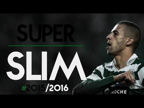 Islam Slimani ● Super Slim ● INCREDIBLE Goals Show ● 2015-2016 | HD
