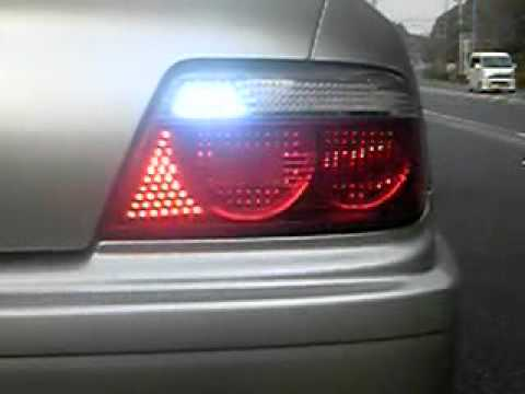JZX100 チェイサー LEDテール