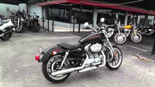 438050 - 2013 Harley Davidson Sportster 883 SuperLow XL883L - Used Motorcycle For Sale