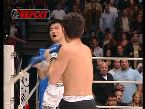 Nick Diaz vs Takanori Gomi - Pride 33 (English Commentary)