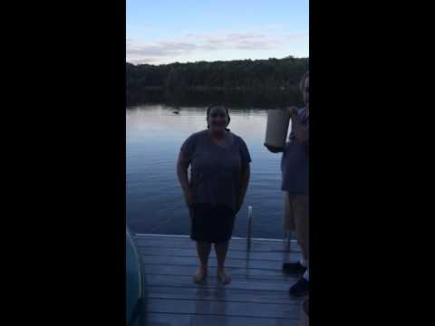 Gitty Galatz ice bucket challenge