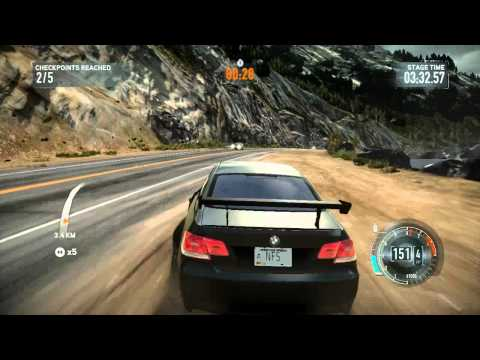 Zagrajmy w Need for Speed The Run odc. 1