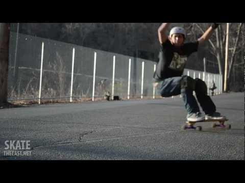 Longboarding: Henry Goguen Rider Profile