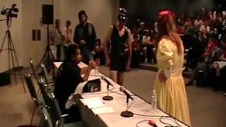 Anime Expo 2009 Otaku Parliamentary Debate- Mini-game 1, pt1