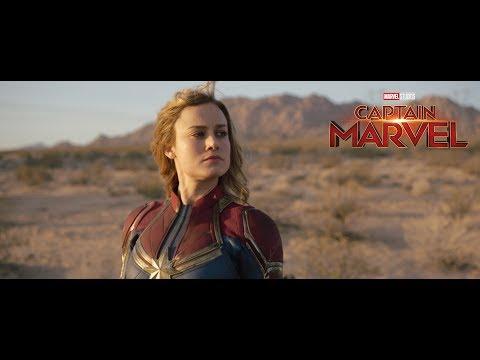"Marvel Studios' Captain Marvel | ""Rise"" TV Spot thumbnail"
