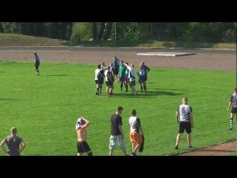 Mecze RK LUBIN Na Turnieju Rugby O Puchar Winobrania W Zielonej Górze 11.09.2011