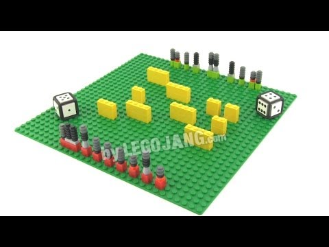 Battle for Kydea:  Miniature gameplay setup