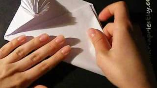 How To Make An Origami Card / Envelope