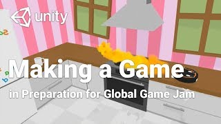 Making a Mobile Game in Unity in 2 Days! | Preparing for Global Game Jam