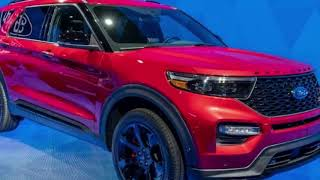 Amazing!! 2020 Ford Explorer evaluating To $60,000