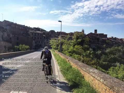 【Changebike Bike Travel】 Bike Tour to Tuscany, Italy part 3