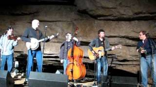 "Lonesome River Band ""Perfume, Powder and the Lead"" Cumberland Caverns 10/30/2010"