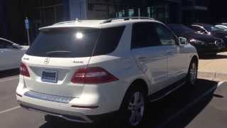 Mercedes-Benz 2013 ML350 DA170327