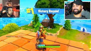 FORTNITE IN 2017 - Reacting To My First Win..