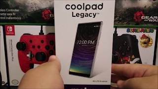 Metro by T-Mobile Coolpad Legacy Unboxing