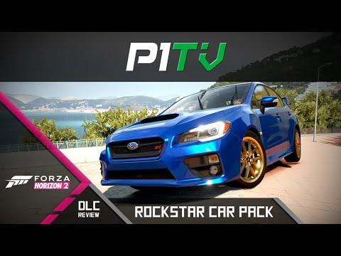 Forza Horizon 2 - Rockstar Energy Car Pack - DLC Review [Xbox One]