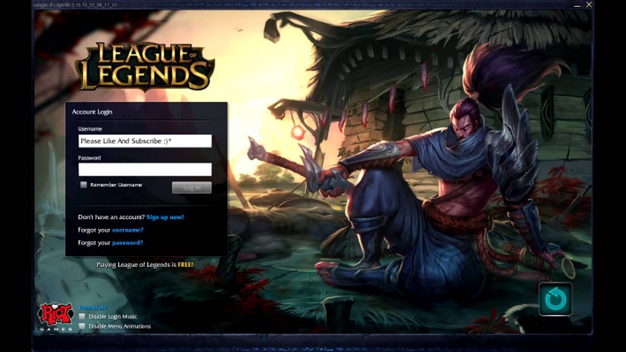 how to change lol queue background noise