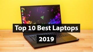 Top 10 Best Laptops to buy in 2019