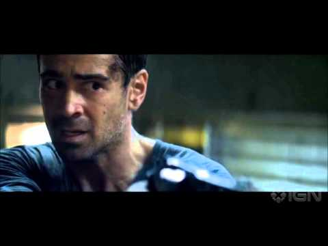 Total Recall Trailer - Running The Risk (War Pigs)