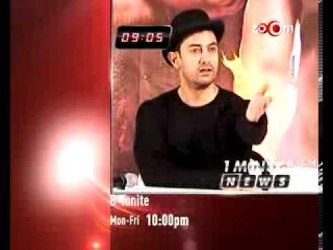 Bollywood News in 1 minute 24/12/13: Aamir Khan, Ranbir Kapoor, Katrina Kaif & others