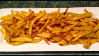 #562 - Air Fryer/ Hand Cut FRENCH FRIES / Part 1