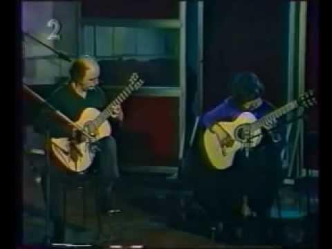 Scarlatti: Sonata K.159&K.466 - Evangelos&Liza guitar duo
