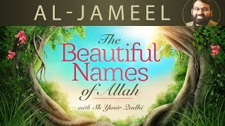 Beautiful Names of Allah (pt.9)- Al-Jameel - Dr. Shaykh Yasir Qadhi