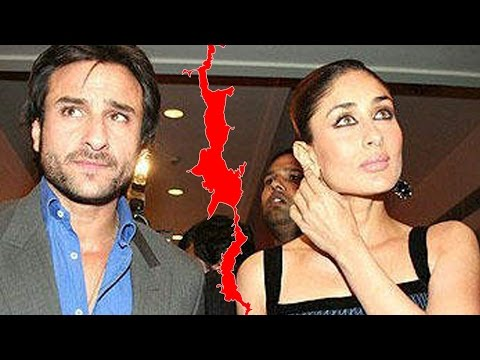 Kareena Kapoor FILES DIVORCE Case against Saif Ali Khan