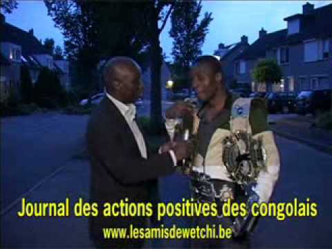 Boxe Chris Ngimbi Champion du monde
