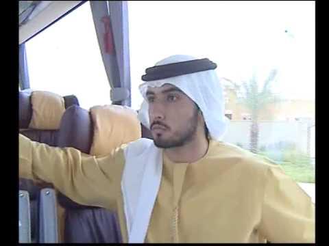 Majid Bin Mohammed inspects Oud Al Muteena Villas 8 July 2009 39 6 MB