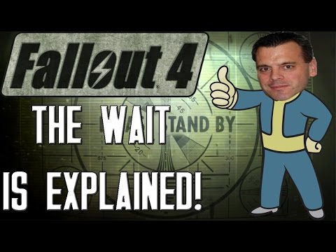 Pete Hines Explains The Wait For FALLOUT 4!