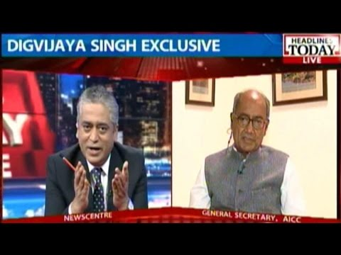 News Today At Nine: Digvijay Singh On Rahul's Rail Yatra