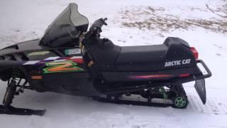 1998 Arctic Cat Z 440