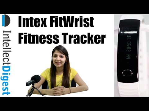Intex FitRist Fitness Band Review | Intellect Digest